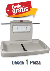 Cambiapañales Rubbermaid