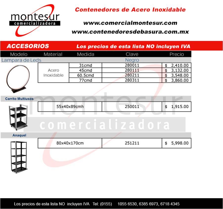 Catalogo accesorios acero inoxidable for Accesorios de bano acero inoxidable
