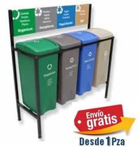 Contenedores de basura contenedores de basura rubbermaid contenedores plastic omnium - Contenedores de basura para reciclaje ...